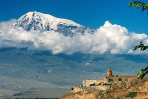 One Day Private Trip to Khor Virap, Noravank and Tatev Monasteries
