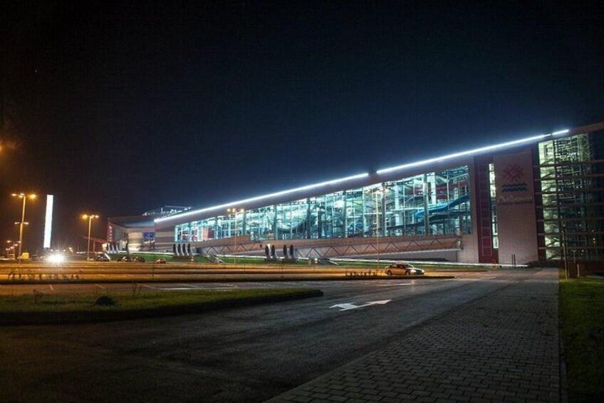 Roundtrip transfer to Minsk Waterpark