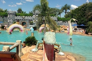 Tres Ilhas Water Park Admission Ticket