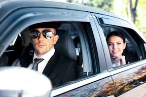 One-way private transfer Bourgas airport to hotel or hotel to Bourgas airpo...