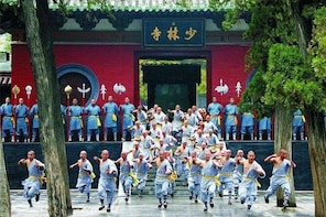 Private Independent Tour to Shaolin Temple from Zhengzhou