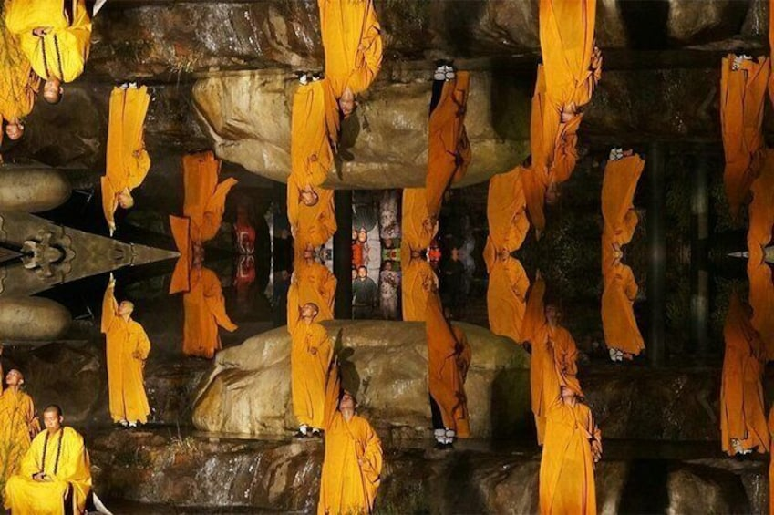 Show item 8 of 8. Independent Tour: Shaolin Temple with Zen Music Shaolin Ceremony from Zhengzhou