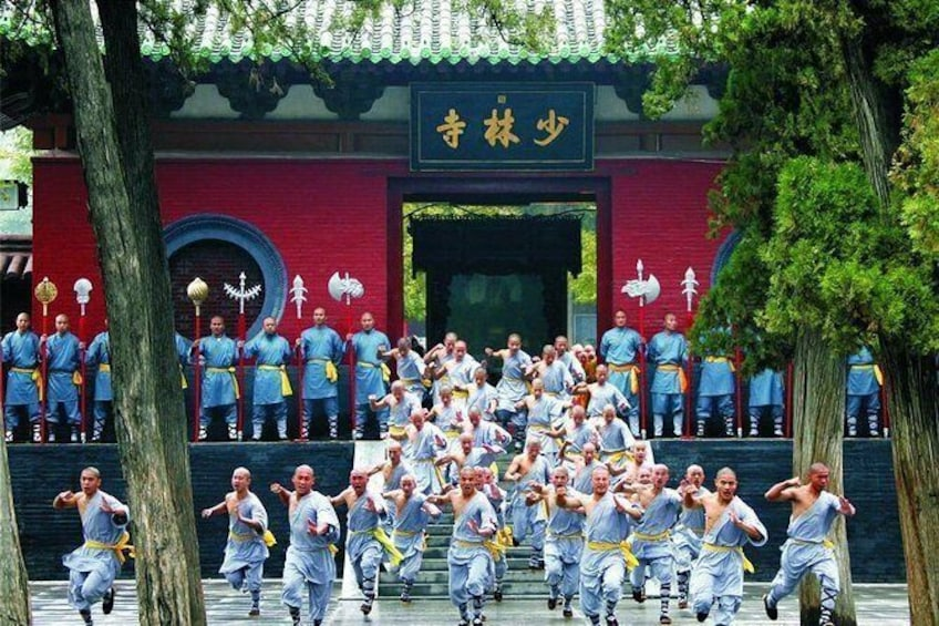 Show item 1 of 10. Shaolin Temple