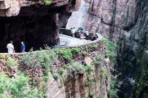 Private One Way Transfer to Guoliangcun Village from Zhengzhou