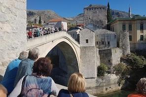 Private Day Trip :Dubrovnik- Mostar- Split