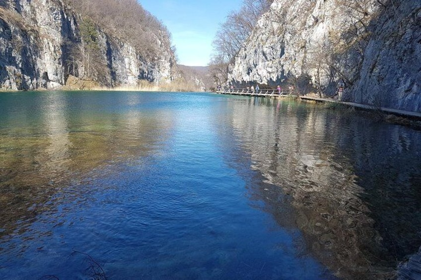 Day Trip to Plitvice lakes From Split