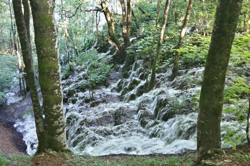 Private Day Trip to Plitvice Lakes From Split