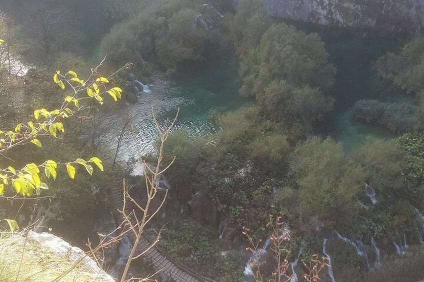 Show item 2 of 3. Plitvice lakes