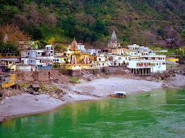 Divine Haridwar and Rishikesh Ganges From Delhi