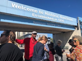 Historic Overtown Walking Tour & Soul Food Lunch Experience
