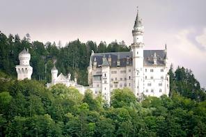 Special deal: Day trip castles Linderhof and Neuschwanstein