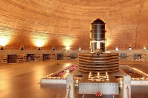 Trip to Visit Isha Yoga Center from Coimbatore