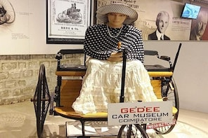 Trip to Visit Gedee Car and Science Museums in Coimbatore