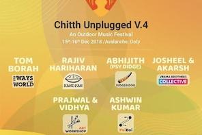 Chitth Unplugged V.4 - Music Festival
