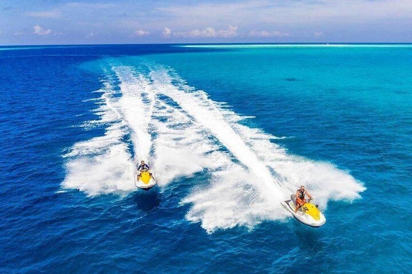 Maafushi: Water Sports Rentals - Jet Ski, Paddle Board Or Canoe