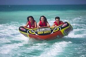 Maafushi: Banana & Tube Ride