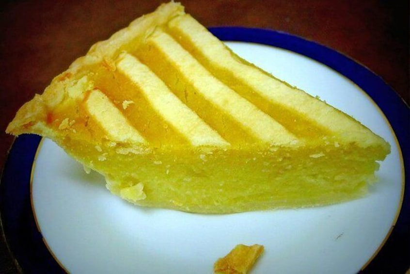 Show item 7 of 7. Durian Pie