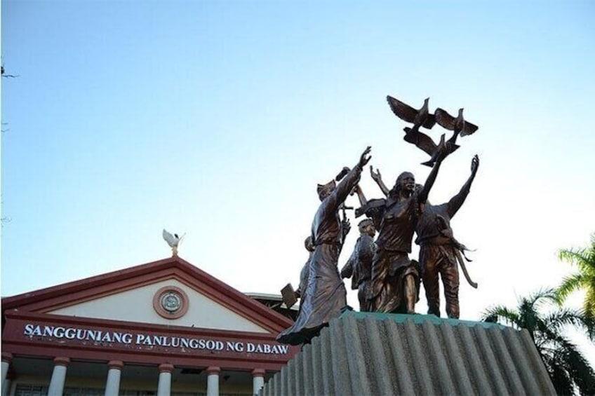 Show item 9 of 9. Davao City Tour