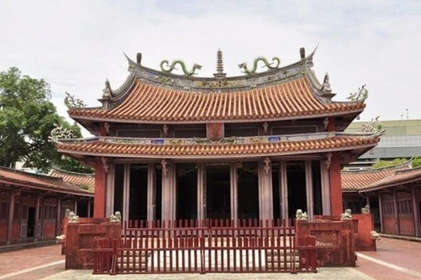 Show item 1 of 2. Private day tour: Learn cultural and History in Tainan