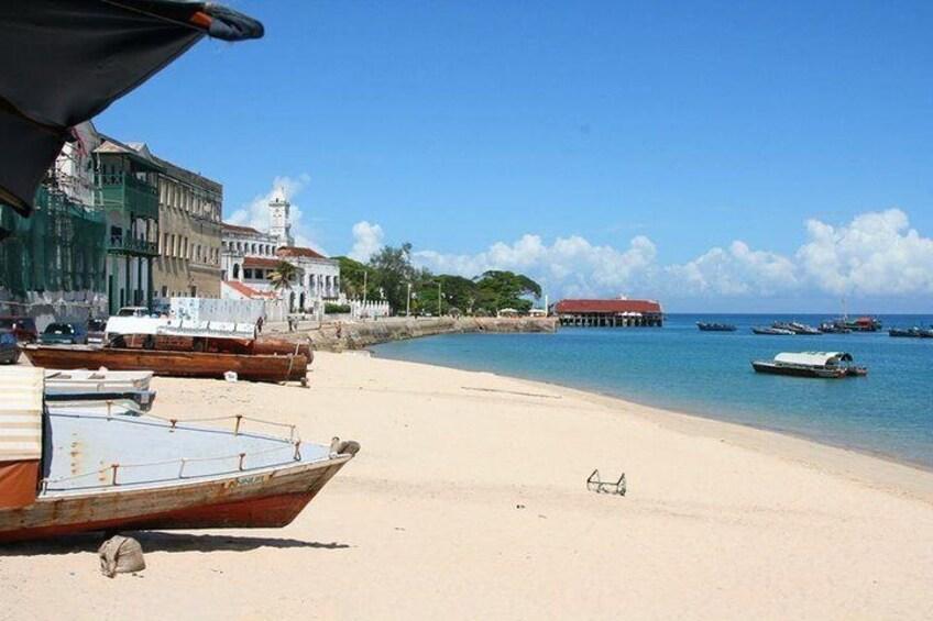 Show item 5 of 8. 4 Days Zanzibar Honeymoon