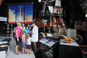 Skip the Line: US Space and Rocket Center Admission Ticket