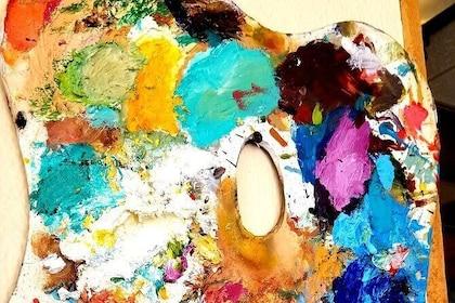 Taos Artist Paint Palette