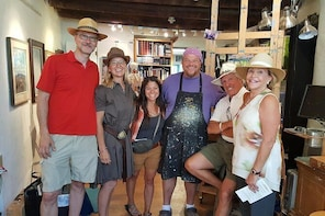 Taos Artisan Walking Tour & Chocolate