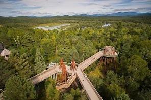 Wild Center & Wild Walk at Tupper Lake Admission Ticket