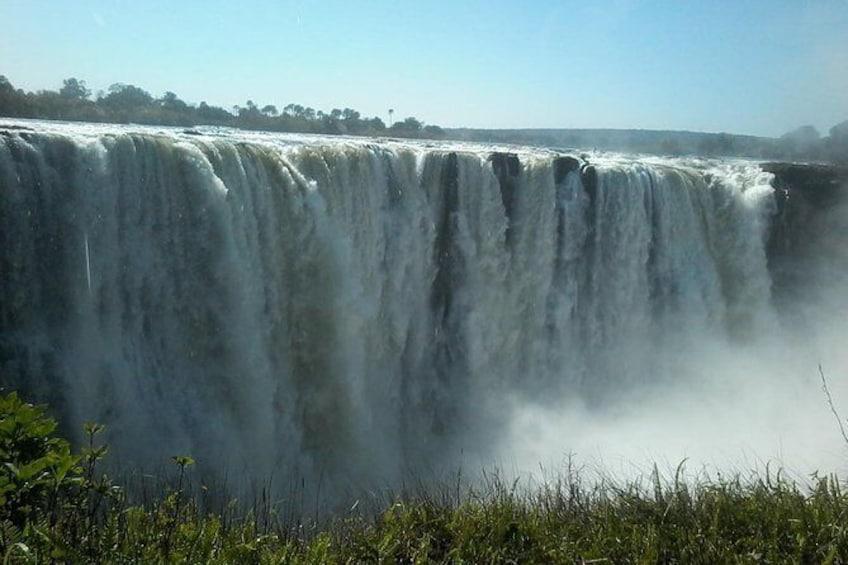 Show item 3 of 15. Livingstone Victoria Falls Tour Zambia And Zimbabwe Combo