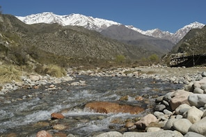 Andes High Mountain Tour in Mendoza