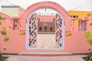 Visit to Sadda Pind