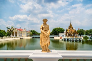 Private Guided Day Trip to Ancient City Ayutthaya
