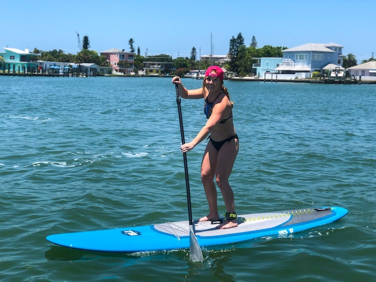 Show item 1 of 6. Paddle Board Rental - 1 Hour
