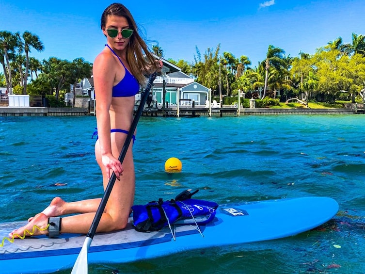 Show item 3 of 6. Paddle Board Rental - 1 Hour