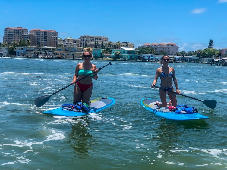 Show item 6 of 6. Paddle Board Rental - 1 Hour