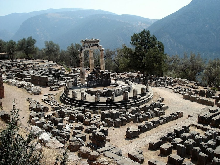 Show item 1 of 7. Delphi Day Trip from Athens