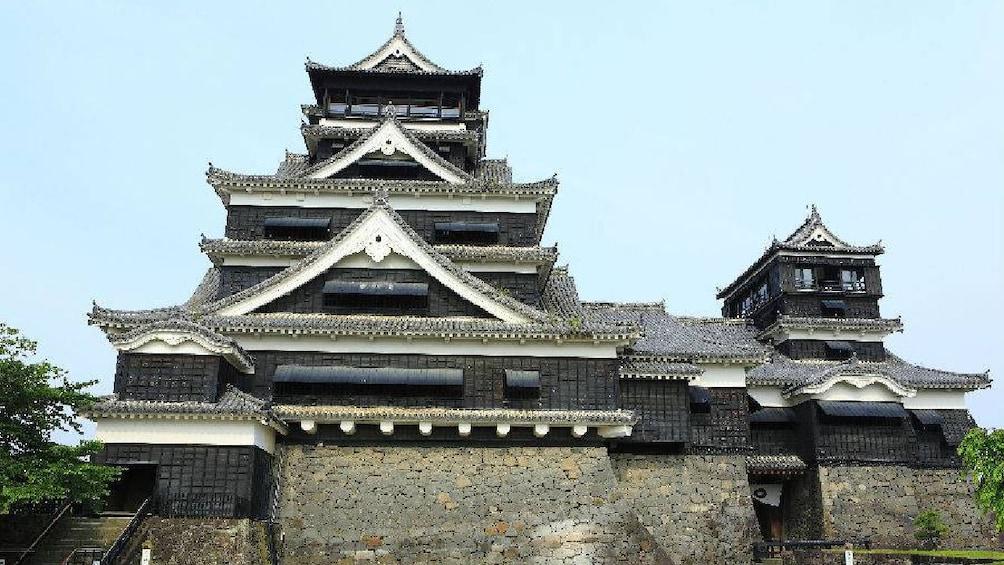 Fukuoka to Kumamoto: Mt. Aso, Kumamoto Castle & Tamana Onsen