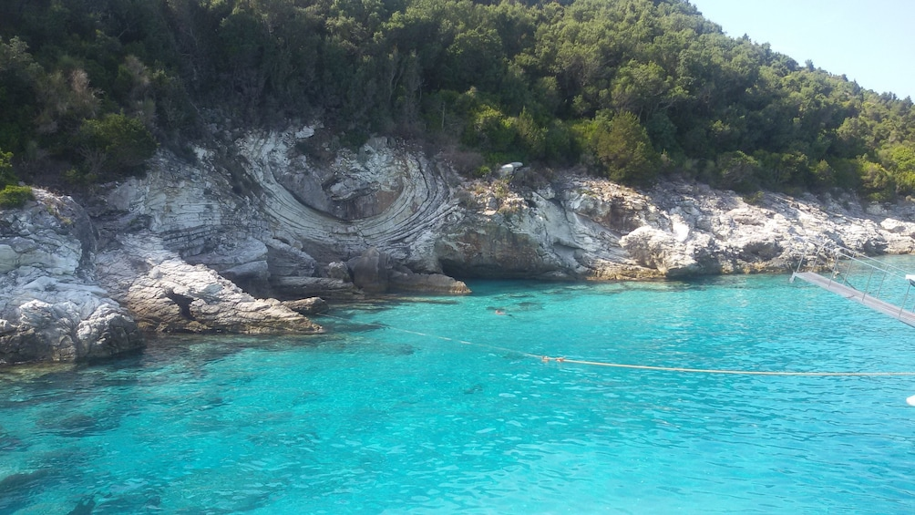 Show item 6 of 6. Full-Day Paxos - AntiPaxos Islands & Blue Caves