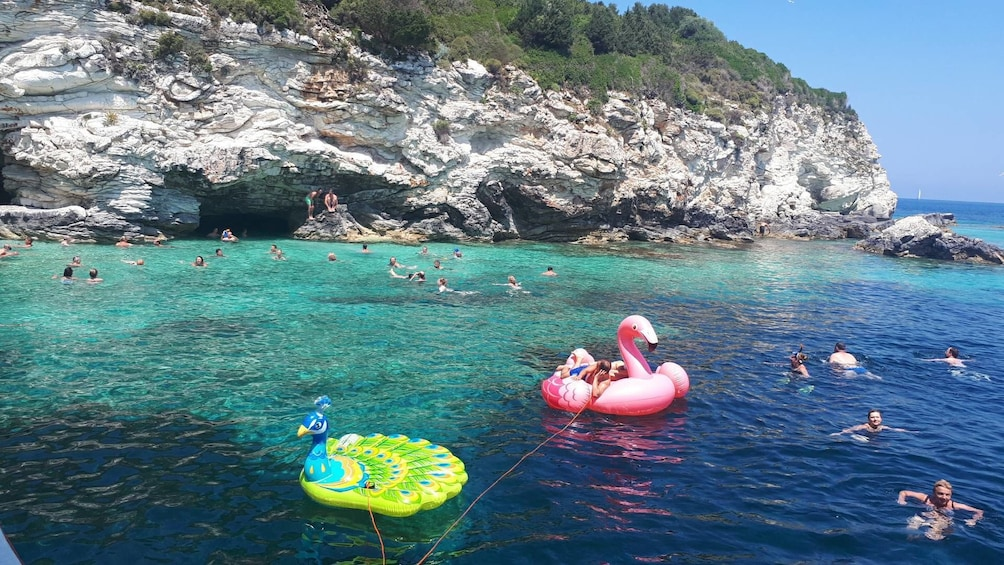 Show item 1 of 6. Full-Day Paxos - AntiPaxos Islands & Blue Caves