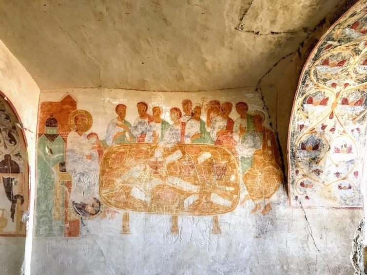 Show item 3 of 5. Jeep tour to David Gareja Monastery and Rainbow Mountains