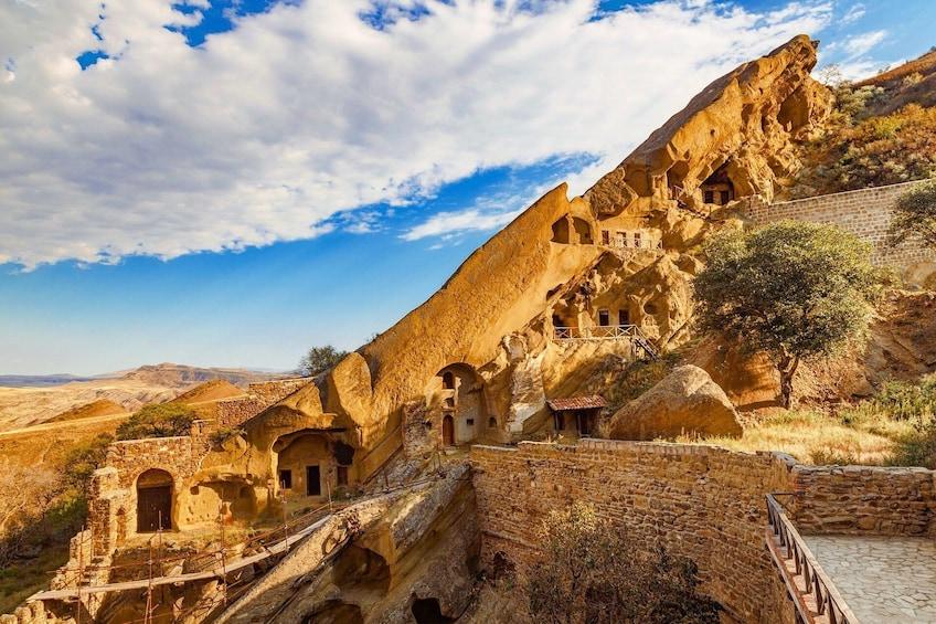 Show item 2 of 5. Jeep tour to David Gareja Monastery and Rainbow Mountains