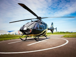 Private Tokyo Helicopter Charter to Mt Fuji and More