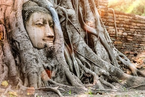 Ancient City Ayutthaya Private Guided Day Tour from Bangkok