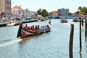 Full-day private tour to Aveiro from Porto all inclusive