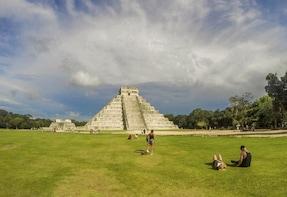 Chichen Itza + Cenote Hubiku + EkBalam