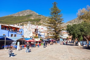 Full-day trip from Tangier to Chefchaoun