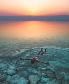 Full Day private Tour To Dead Sea and Madaba Tour from Amman