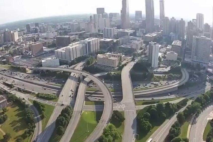 Above Atlanta