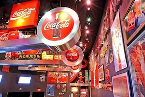 Skip-The-Ticket-Line: World of Coca-Cola Admission Ticket in Atlanta