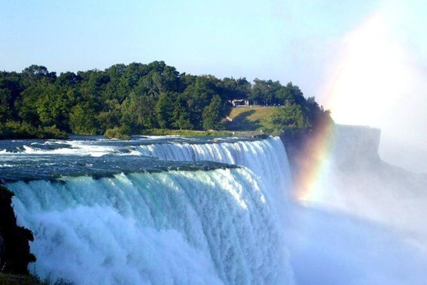 Show item 1 of 6. Niagara Falls Platinum Tour from Toronto with Cruise and Lunch